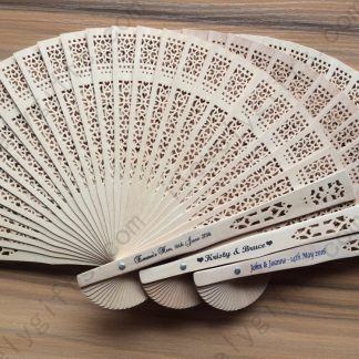 customized-sandalwood-fans-cheap