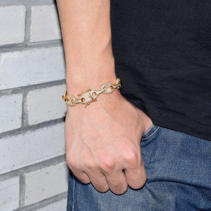 12MM-Gold-Color-Men-s-Cuban-Link-Chain-Bracelet-Men-s-Hip-hop-Jewelry-Copper-Material-2