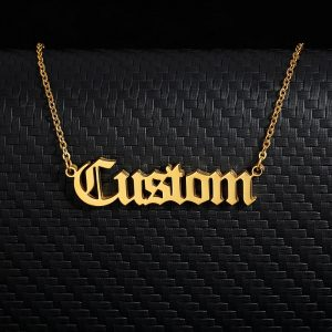 Personalized-Old-English-Font-Custom-Name-Necklaces-For-Women-Men-Gold-Silver-Color-Stainless-Steel-Long