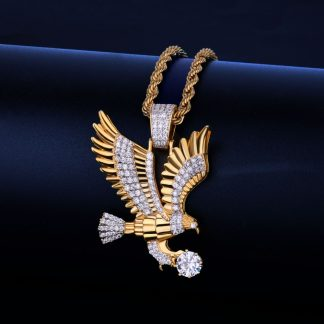 bling-eagle-pendant-pendant-necklace-charm-free-rope-chain-gold-color-bling-cubic-zircon-gift-ideas-5