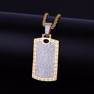 iced-cage-dog-tag-necklace-pendant-free-steel-rope-chain-gold-color-bling-cubic-zircon-mens-hip-hop-jewelry-for-gift-8