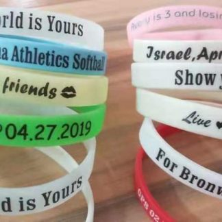 personalised-rubber-wristbands-cheap-wedding-favours-festival-theme-party-ideas-1